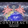 World Day of the conspiracy