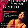 En Venezuela el teatro se llama degradación