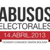 Las pruebas de la oposicion del Fraude electoral o el fraude de las pruebas de la oposicion