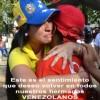 Mi percepción con lo que ha pasado en Venezuela