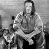 David Foster Wallace  by  Carlos Flores