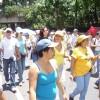 Las manifestaciones y la conciliacion de los chavistas