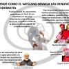 LA GUÍA DEL VATICANO PARA MANEJAR DENUNCIAS DE PEDERASTIA