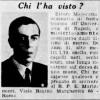 Ettore Majorana – La posibilidad de un discípulo de Fermi en Venezuela