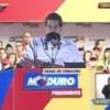 El Patético Cierre de Campaña de Maduro