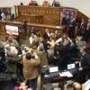 Nuevo Golpe al Parlamento